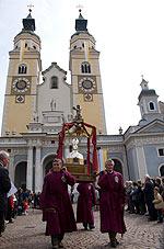 Festa dei Patroni Diocesani, San Cassiano e San Vigilio  omelie 26 aprile 2020