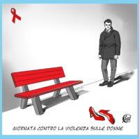 25 novembre: Giornata int. contro la violenza sulle donne